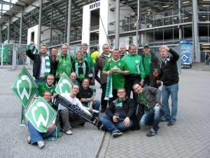 Hamburg auswärts mit Greenhorns