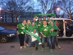 Hannover Werder GreenHorns 2014