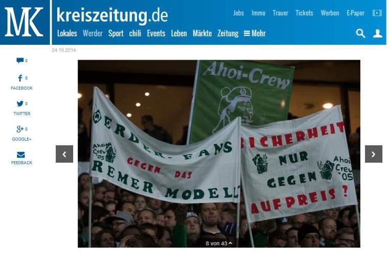 Aufbruch für Werder?