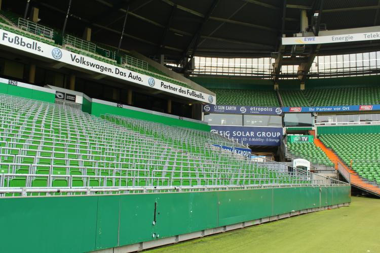 Rückrundenstart im Weserstadion erleben