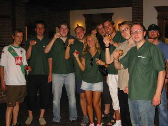 Das Gründungsjahr 2005: Von der Idee zum Fanclub und nach Meppen