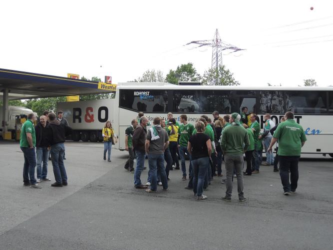 Spieltagsbericht 34. Spieltag: BvB 09 – Werder Bremen