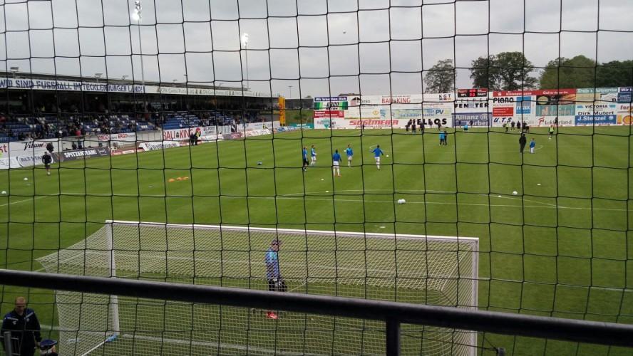 Pokalspiel vor der Tür: Werder kommt nach Lotte