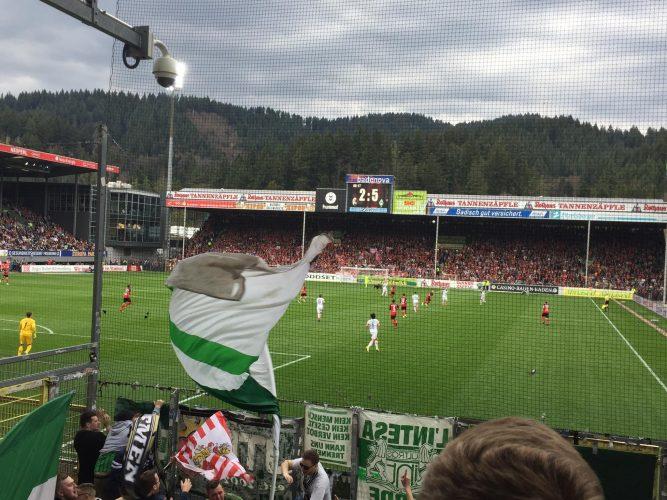 Freiburg: Erfolgreich, kräftezehrend und einfach wunderschön