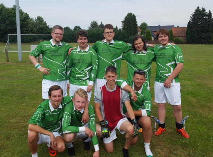 Ahoi-Crew bei der Fanclub-Meisterschaft