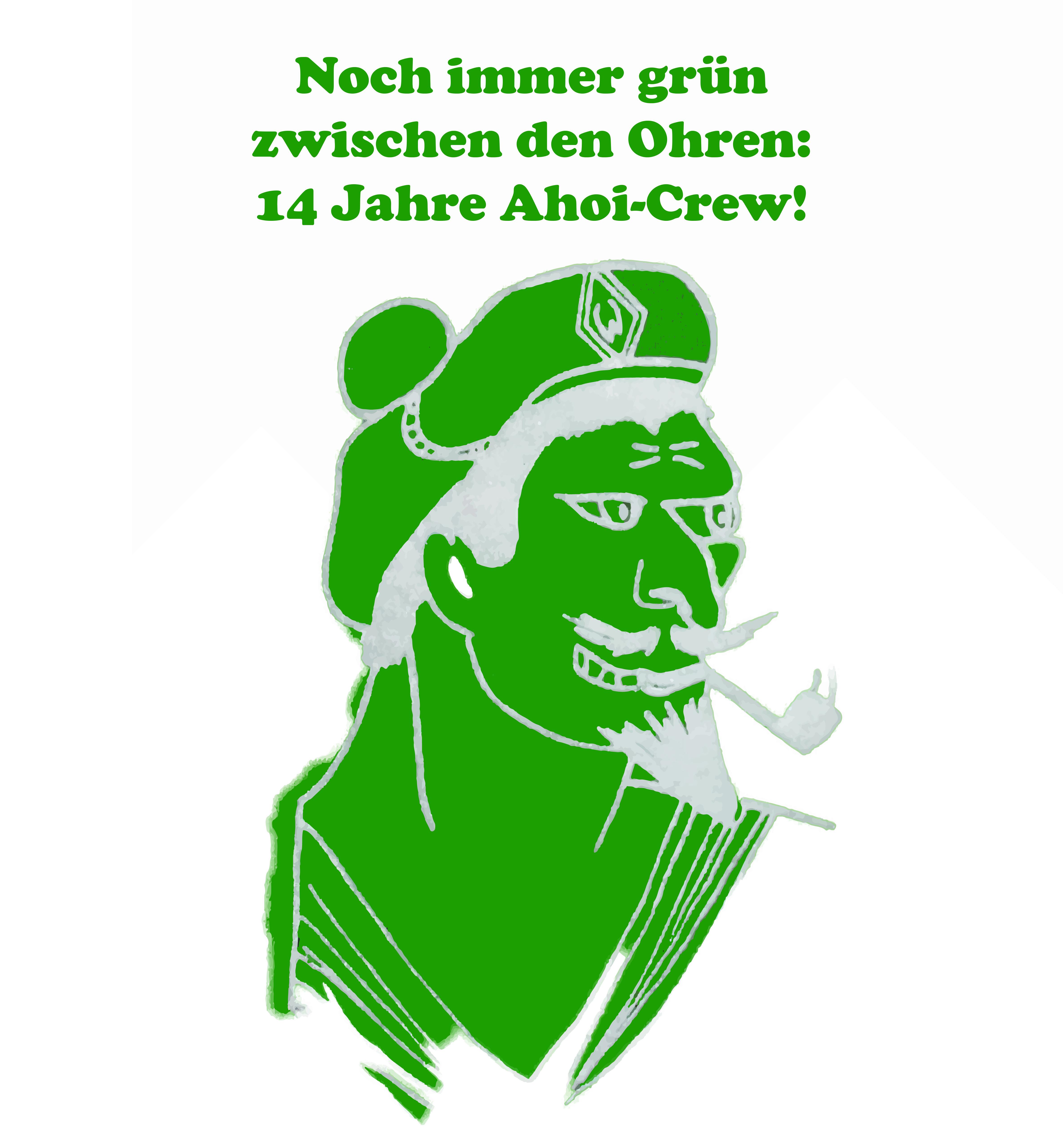 14 Jahre Ahoi-Crew