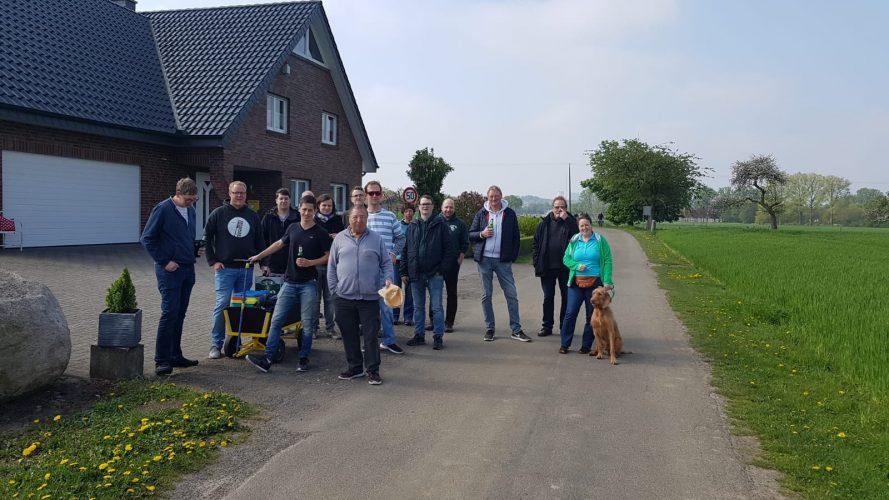 Novum: Ahoi-Crew wandert im Nachbarbundesland