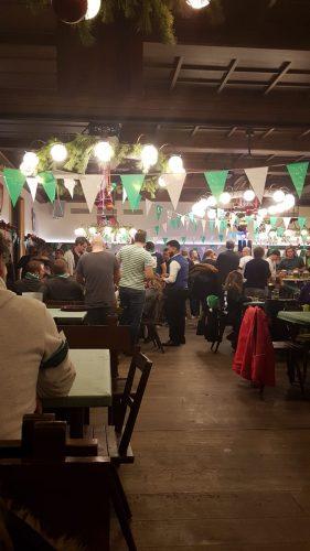 Wirtshausgaudi: Grün-Weißes München wieder gute Gastgeber