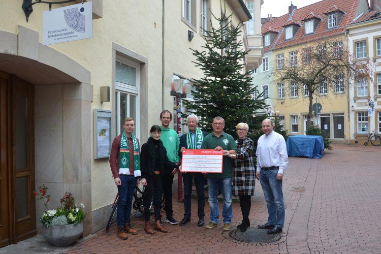 Ahoi-Crew spendet 1.111,11 Euro für KIJUA