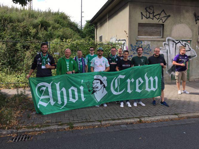 Pokalspiel vor der Haustür: Werder scheidet an Bremer Brücke aus